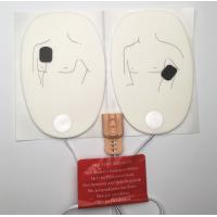 Quality Foam Material AED Defibrillator Pads AED Training Pads Philips / Zoll Machine for sale
