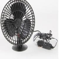China 4 Inch Two Switch Automotive Electric Cooling Fans Dc12v Plastic Material In Black wholesale