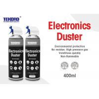 China Electronics Duster Safe On All Plastics With Fast And Effective Removal Propellant Gas wholesale