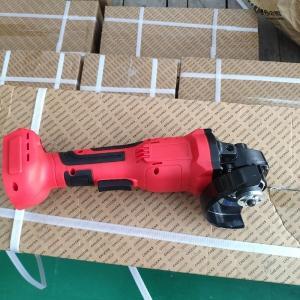 China brushless motor Cordless Angle Grinder 36V 2.0 A lithum ion battery on sale