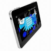 China 7-inch Tablet PC with Built-in 300K Pixels Digital Camera and Wi-Fi 802.11 b/g wholesale
