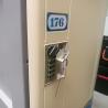 Buy cheap Vandal Resistant ABS Plastic Locker 4 Tier Beige Door Gray Body For Factory from wholesalers
