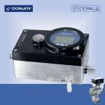 China Pneumatic valve positioner  0 / 4-20mA,IL-Top-S Controller, Aluminum Actuator Controller wholesale