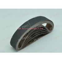 China Round Auto Cutter Parts Black 150P / 120P Grain Knife Grinding Belt For Lectra Auto Cutter Machine wholesale