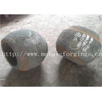 China F60 Duplex Stainless Steel Ball Valve Forging Rough Machined Custom Forgings wholesale