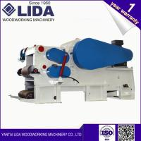 China LIDA Electric Drum Wood Chipper LDBX216 Producng Wood Chips With CE For Sale wholesale