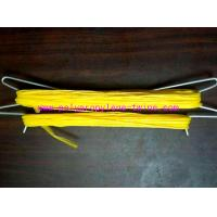 China 1mm 1200m/Kg Packing PP Tomato Twine For Agricultural UV Treated Yellow wholesale