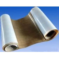 China High Density Etched Teflon Sheet PTFE Heat Resistance With Pure White wholesale