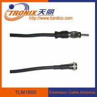 China extension cable car antenna/ car accessories/ car antenna adaptor TLM1600 wholesale