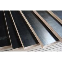 China Poplar Core Film Faced Plywood High Strength With Smooth Surface Treatment wholesale
