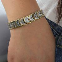 China Womens Bio Stainless Steel Bracelet with 5 in 1 Element,bracelet ,magnetic bracelet wholesale