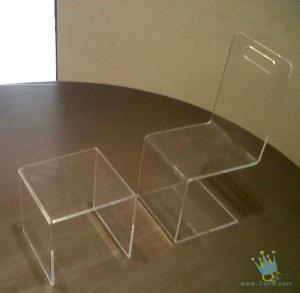 China clear acrylic furniture modern wholesale