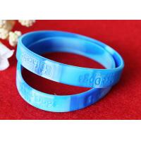China PMS Matching Rubber Support Bracelets Depressed Logo Process Waterproof wholesale