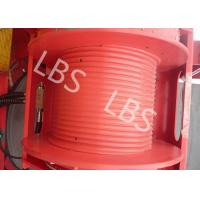 China Safe 10-Ton Windlass Winch Ship Deck Machinery Carbon Steel Material wholesale