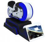 China Virtual Reality Manufacturer Arcade Dynamic VR Car Racing Motorcycle VR Driving Simulator wholesale