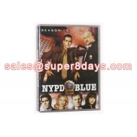 China NYPD Blue Season 10 DVD Movies US TV Series DVD US TV Show DVD Cheap Movie DVD Wholesale Supplier on sale