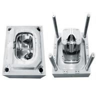 China Custom Single-cavity Cold Injection Mold , Insert Mould For Electronic Part on sale