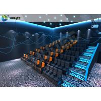 China Motion Effects Easy Edit 4D Cinema Equipment With Full Setup Solution & Joystick wholesale