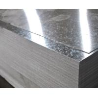 China Hot dip CR high  quality Galvanized steel sheet zinc sheet manufacturer in China on sale