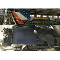 China 25 KW Concise Paper Sheet Slitting Machine With Siemens PLC wholesale