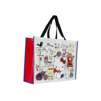 China Waterproof Custom Shopping Bags Environment - Friendly For Grocery Store on sale