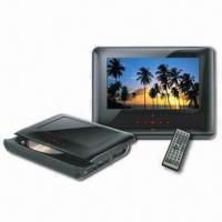 Buy cheap 7-inch Portable DVD with Sliding Screen from wholesalers