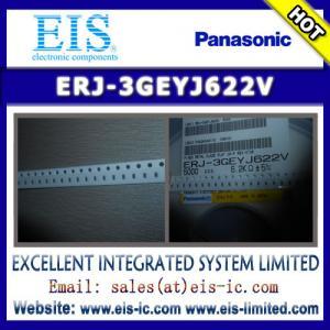 China ERJ-3GEYJ622V - PANASONIC - Thick Film Chip Resistors wholesale