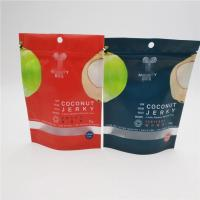 China Transparent Window Plastic Pouches Packaging For Coconut Sugar Sachet wholesale
