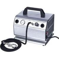 China Auto Stop Airbrush Tattoo Kit with Oil-less Piston Air Compressor and Cup 220 - 240V/50HZ on sale