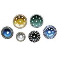 Buy cheap Sintered cup wheel from wholesalers