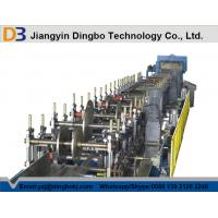 Automatic Punch Steel Sheet Forming Machine For Cable Ladder With Hydraulic Cutting