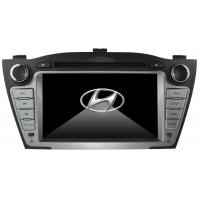 Buy cheap Audio Classic Hyundai DVD Players for Hyundai IX35 Support Bluetooth Phonebook from wholesalers