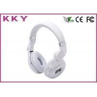 China Portable Bluetooth Telephone Headset , Wireless Bluetooth Earphones wholesale
