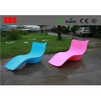 China Outdoor Glow Swimming Pool Furniture Leisure Led Lounge Bar CE ROHS Approval wholesale
