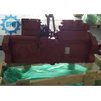 China Red Komatsu PC300 Excavator Specs Piston Type Hydraulic Pump K5V140DTP-9N29 wholesale