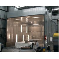 China Dry Type Spray Booth wholesale