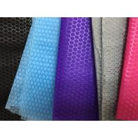 China Colorful Bubble pattern PP nonwoven Fabric 100% polypropylene for face mask nontoxtic wholesale