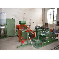China Durable PVC Wire Making Machine Synchronized / Separate Control Rail Width wholesale