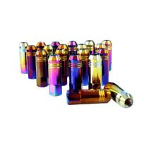 China Alloy / Carbon / Stainless Steel Auto Lug Nuts For Rims 60mm , 12 Months Warranty wholesale