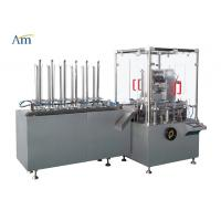China Stainess Steel Material Automatic Cartoning Machine AC220V/380V 3P Power Supply wholesale