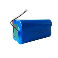 China Rechargeable IEC62133 10Ah Li Ion 3.7 V Battery 1C Discharge wholesale