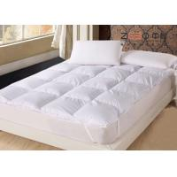 China ZEBO Comfortable Mattress Topper , Hotel Collection Mattress Topper Soft wholesale