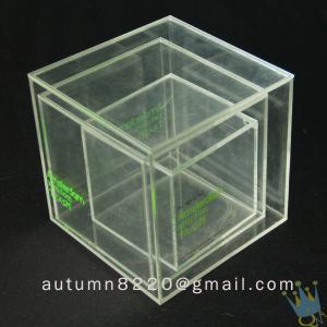 China BO (52) acrylic cap display case wholesale