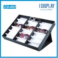 China Durable and practical Supermarket corrugated cardboard display stand,Cardboard display stand , sunglasses display on sale
