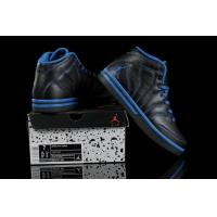 China Jordan Pro Classic shoes 363141 041 black blue wholesale