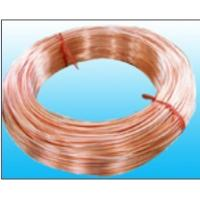 China Copper Coated Bundy Tubes 6mm X 0.65 mm For Evaporators , Chiller wholesale