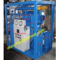 China Single-Stage Unqualified Insulating Oil Treatment Unit,Transformer Oil Purifier Equipment,Vacuum Oil Degasifier factory on sale