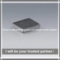 China Bar grade n52 neodymium magnets ISO9001 ISO14001 strong permanent magnets wholesale