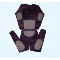 China Far-infrared magnetic tourmaline physiotherapy underwear suits self-heating hot undersuits wholesale