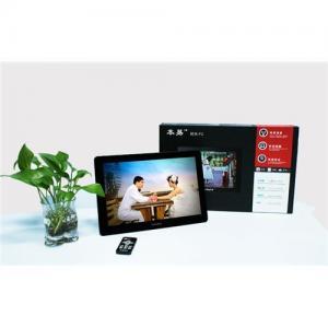 China 13.3inch web video digital photo frame wholesale